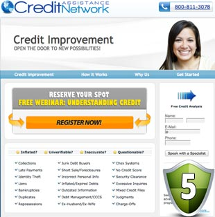 Credit Assistance Network Reviews