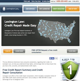 FREE Credit Report Summary and Credit Repair Consultation. Our Partner, Lexington Law offers a free credit repair consultation, which includes a complete review of your free credit report summary and score. Call Lexington Law today to take advantage of the no-obligation offer!