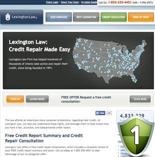 Lexington Law Reviews